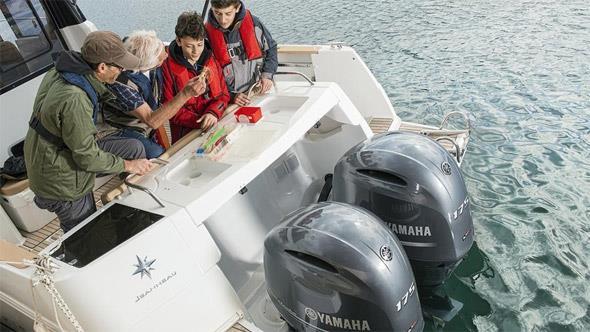 инновационные лодочные моторы